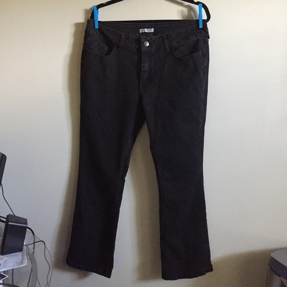 bb9388a3 Riders by Lee Jeans | 3 For 25 Black Boot Cut 16p | Poshmark